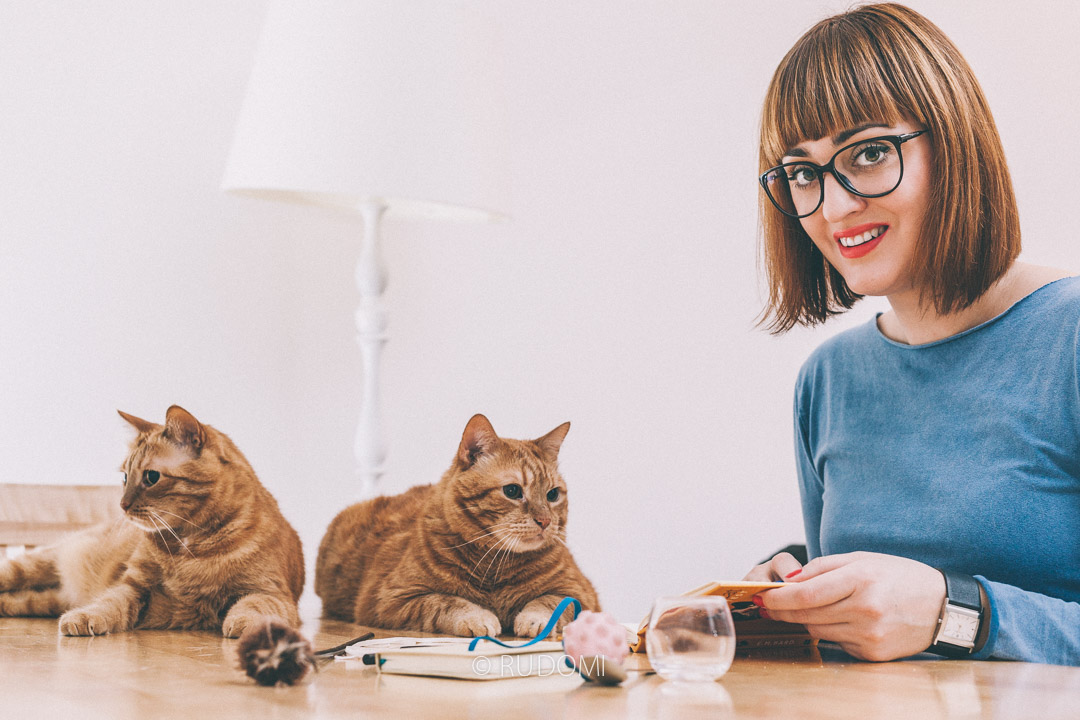 Czy mój kot jest inteligentny? Test IQ dla kota.